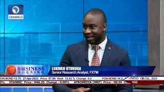 Nigeria's 2020 budget and global themes [Channel's TV interview with Lukman Otunuga | 16.10.19]
