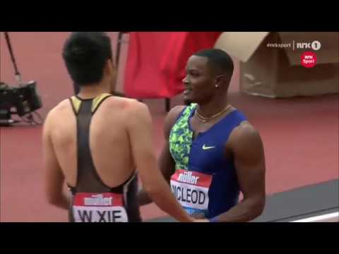 Men's 110m Hurdels | Diamond League London 2019!