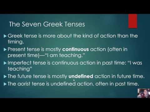 All of New Testament Greek