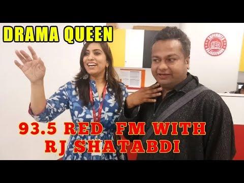 Chandigarh 93.5 Red FM || Drama Queen Rj Shatabdi || Deepak Kalal