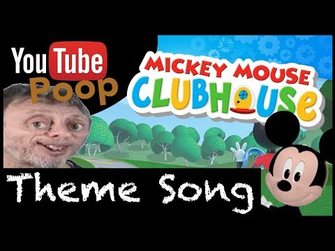 YTP - Mickey Mouse Clubhouse THEME SONG
