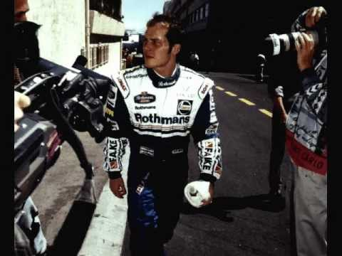 Jacques Joseph Charles Villeneuve in Formula 1, with Damon Hill and Johnny Herbert