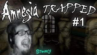 (#1) Steve plays Amnesia: Trapped (+ download link)