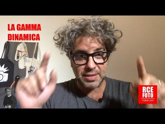 Marco Monari - LA GAMMA DINAMICA
