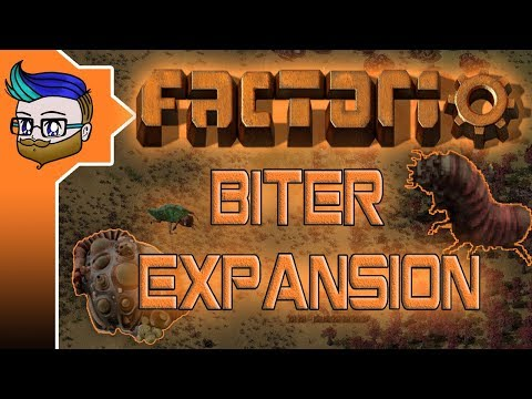 DEALING WITH ENABLING BITER EXPANSION | Factorio 0.16 #87
