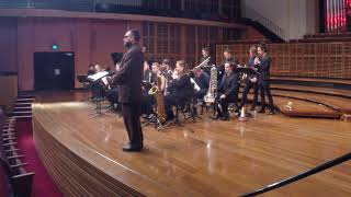 The Sydney Conservatorium of Music Jazz Orchestra