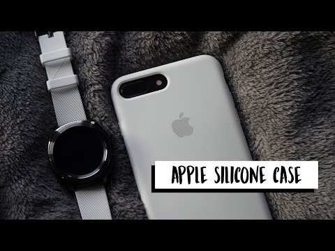 Why I Love Apple's White Silicone Case - TechAble