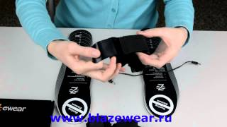 Стельки с подогревом Blazewear(Стельки с подогревом что входит в комплект., 2014-11-04T09:39:51.000Z)