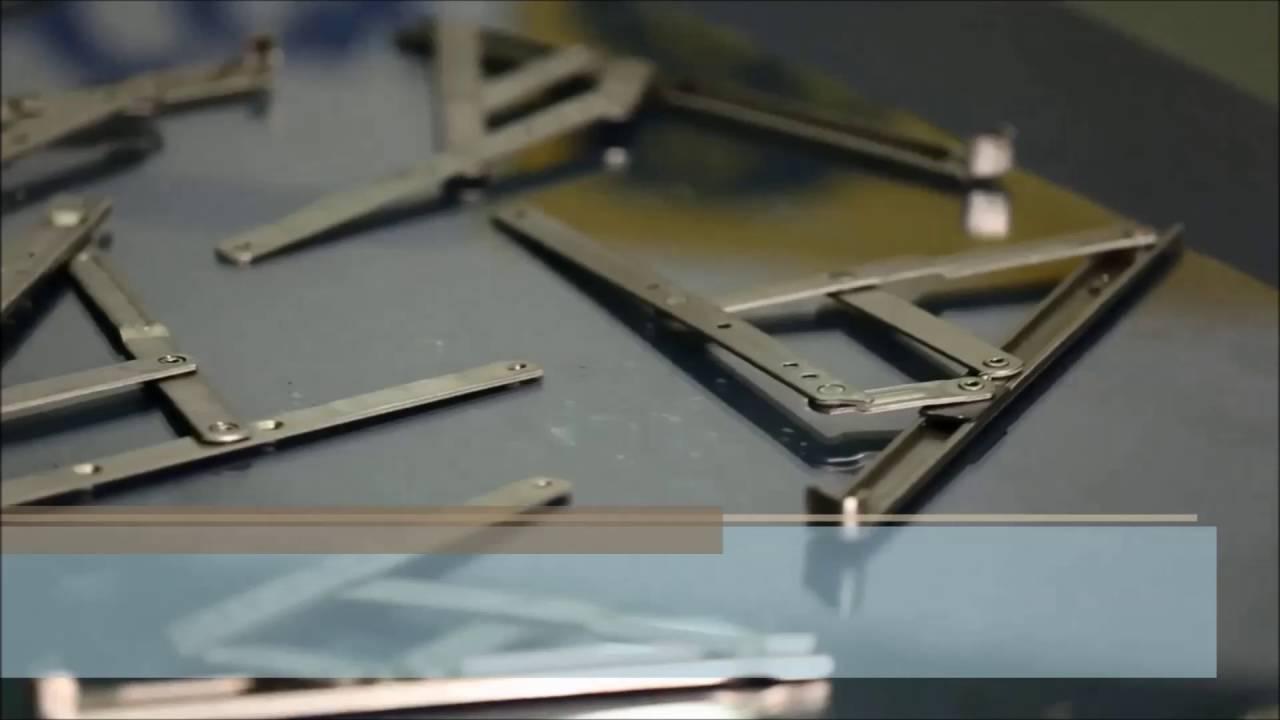 Complete Range of Friction Stays for Aluminium & uPVC Windows