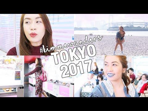 Tokyo Vlog + Outfit Diary: Best Tsukemen in Tokyo + Claw Machine Win | Kim Mendoza