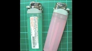Что можно сделать из двух зажигалок? Очумелые ручки.