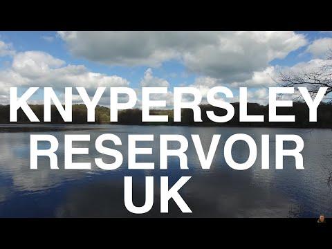 Knypersley Reservoir, UK. Taken Using A DJI Phantom 3 Professional
