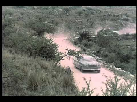 Ewy Rosqvist - Woman Driver Wins Argentina Rally in 1962