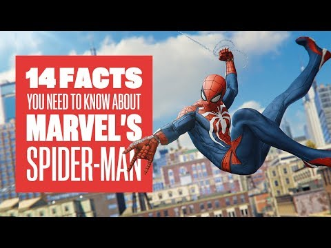 14 Cool New Things You Need to Know About Marvel's Spider-Man - New Marvel's Spider-Man PS4 Gameplay