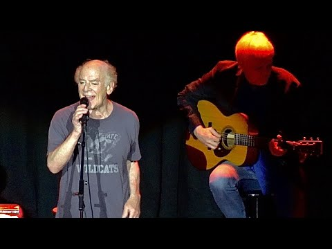 Art Garfunkel, A Poem on the Underground Wall (live), Napa, CA, May 12, 2019 (4K) mp3