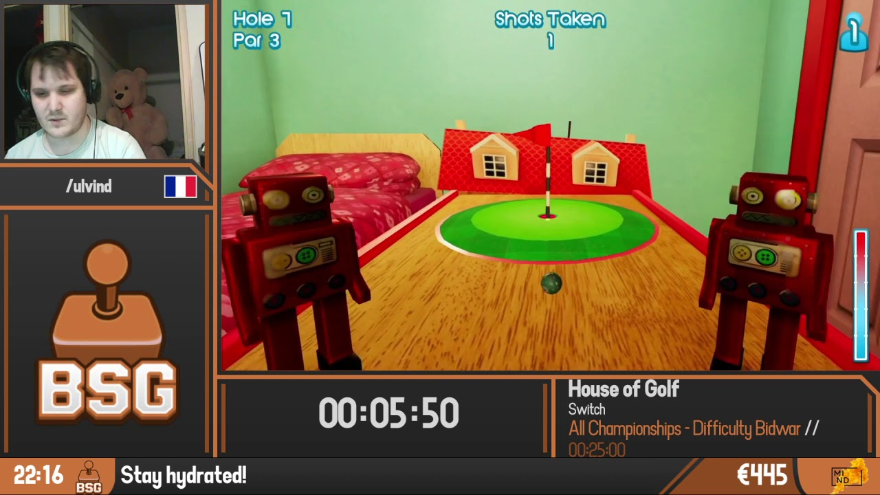 House of Golf | All Championships - Hard by Ulvind | BSG Online #3