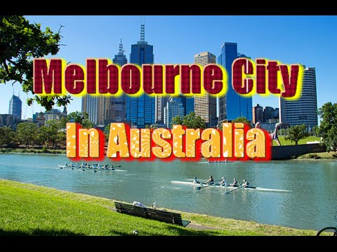 Top tourist attractions in Australia part5 |  Melbourne City Vocation travel video guide