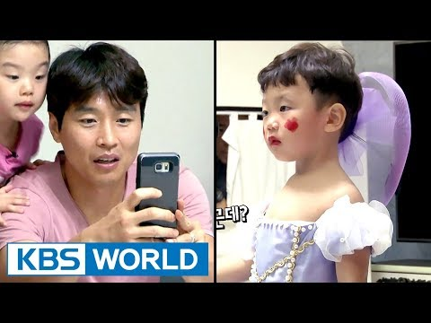 The Return of Superman | 슈퍼맨이 돌아왔다 - Ep.193 : Very Warm Mome