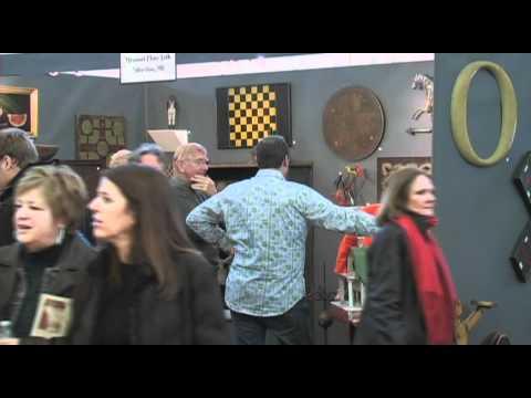 Chicago Suburban Antiques Dealers Association (CSADA)  Spring 2011 Show