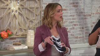 Skechers D'Lites Lace-Up Sneakers - Interlude on QVC