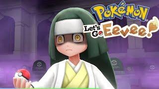 OSZUKANO MNIE NA 10 000! - Pokemon Let's Go Eevee #12 [PO POLSKU]