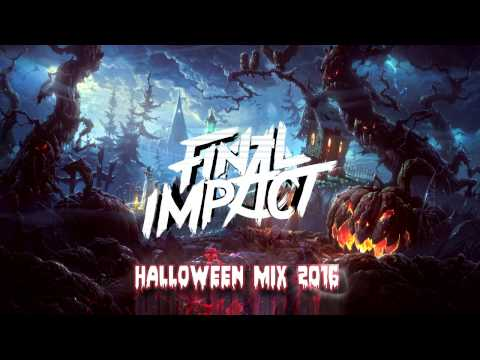 Hardstyle Halloween Mix 2016 by Final Impact