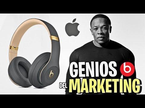 Dr Dre BEATS  GENIOS del MARKETING