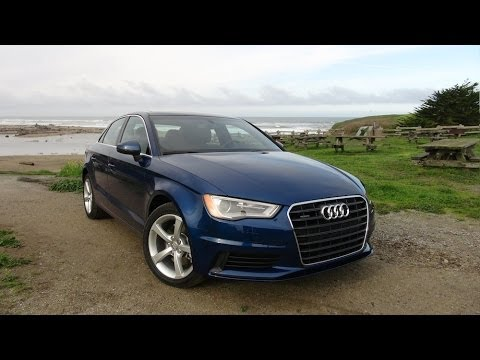 2015 Audi A3 0-60 MPH First Drive & Review