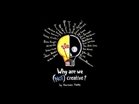 Why Are We (Not) Creative? | Offizieller Trailer | Kinostart: 23.09.2021