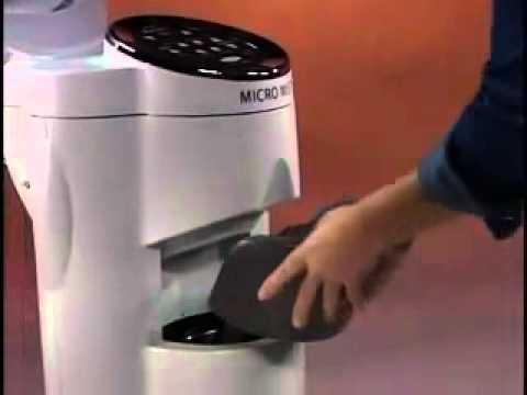 Takara Belmont Micro Mist Processor