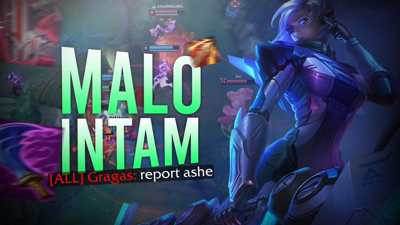 Download MALO INTAM - Climb to Master - League of Legends