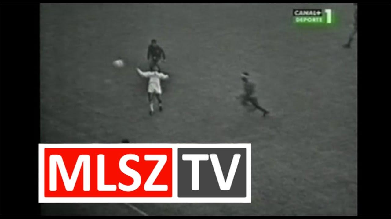 Portugália-Magyarország | 3-1 | 1966. 07. 13 | MLSZ TV Archív