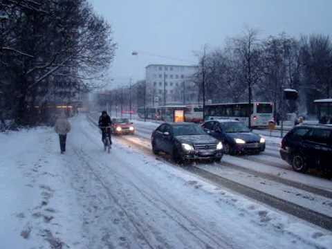 Die kalteste Winter in Bremen seit 23 Jahren-1