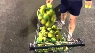 Cardio tennis Video