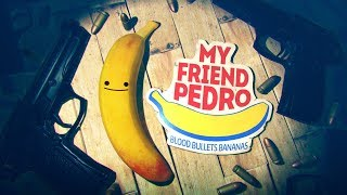 My Friend Pedro - Nintendo Switch Gameplay