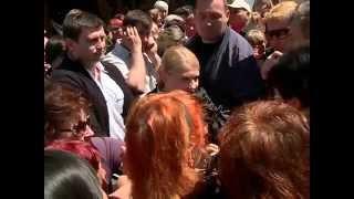 Зустріч з жителями Берислава(8 травня 2014 року Юлія Тимошенко зустрілася з жителями міста Берислав., 2014-05-08T15:17:33.000Z)