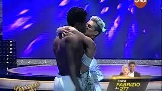 ¡Fabrizio Dos Santos y Constanza Kovalenko bailan #Adagio! #Bailando2017