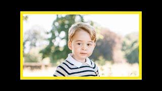 Prince George : Tout ce que vous ignorez sur le fils de Kate Middleton et du prince William