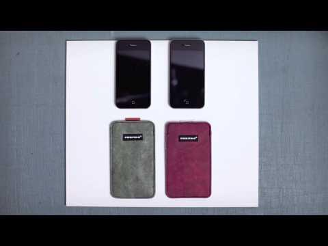 FREITAG - F24 iPhone 4/4s Sleeve