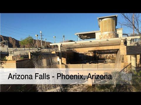Arizona Falls is a remarkable roadside attraction in Phoenix