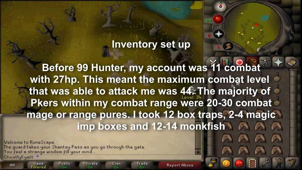 osrs how to get strenght without hp