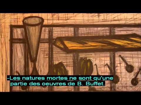 De l\'art et du cochon Bernard Buffet - YouTube