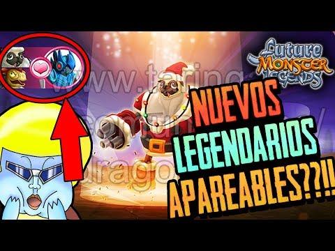 😱 NUEVOS LEGENDARIOS APAREABLES??!! 😱 TODAS las COMBINACIONES! - Monster Legends Sneak Peek