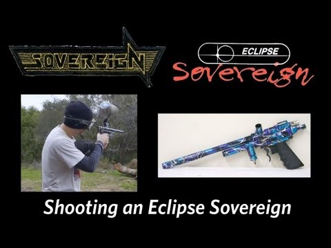Shooting a Planet Eclipse Modified Sovereign - c. 1998
