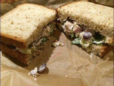 Arby's Copy Kat Pecan Chicken Salad