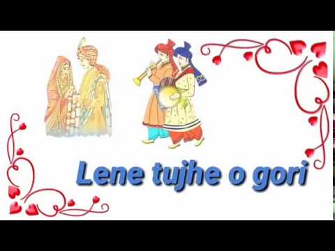 Whatsapp status video song lyrics - Mehndi...