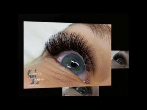 Eyelash Extensions by Crystal Lashes