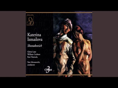 Shostakovich: Katerina Ismailova: Chego stoite? -What are you standing around for? (Act One) mp3