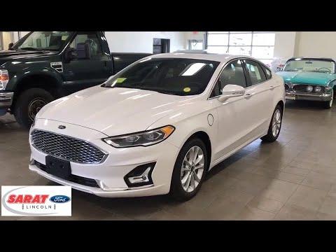 2019 Ford Fusion Energi Westfield, Holyoke, West Springfield, Suffield, Agawam, MA Y0725