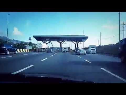 Star Toll Expressway Sto. Tomas Batangas Philippines